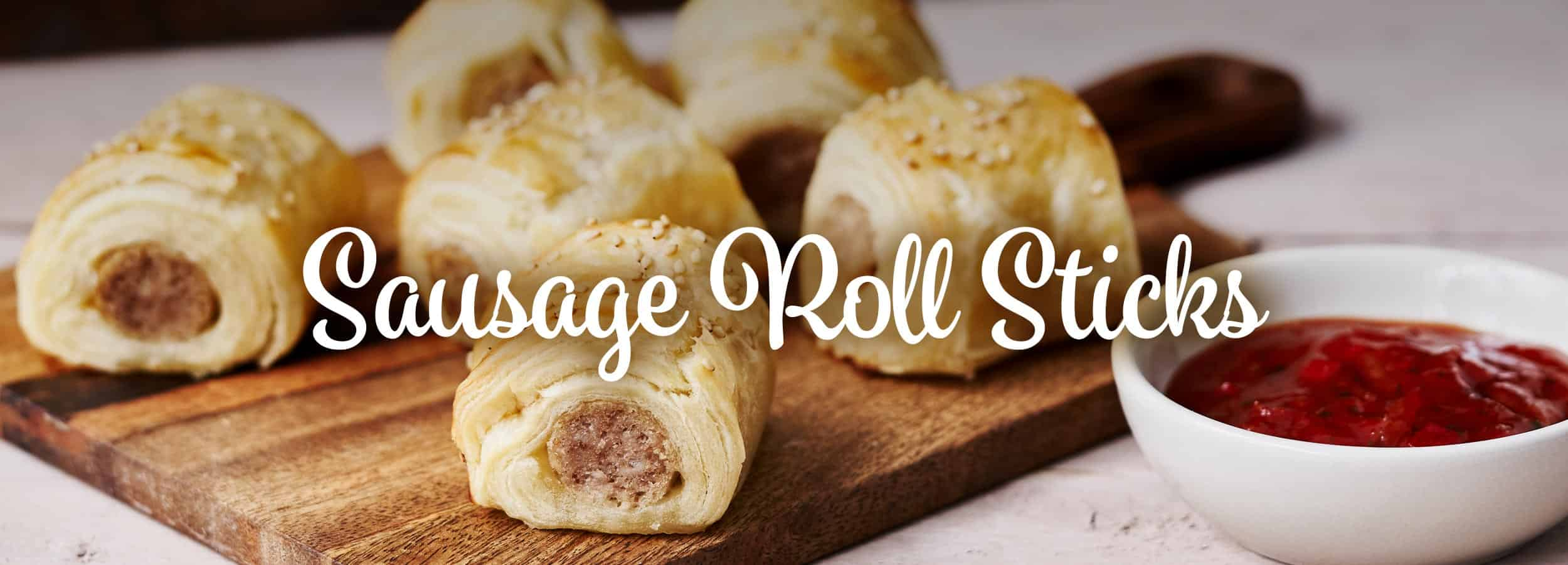 Sausage Rolls Sticks